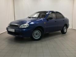 Chevrolet Lanos 2007 г. (синий)