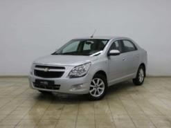 Chevrolet Cobalt 2013 г. (серебряный)