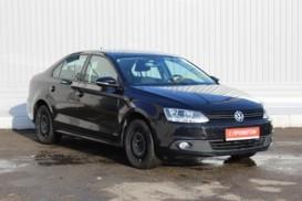 Volkswagen Jetta 2014 г. (черный)
