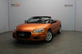 Chrysler Sebring 2004 г. (оранжевый)
