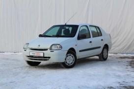 Renault Clio 2000 г. (белый)