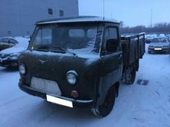 УАЗ 3303 1992 г. (зеленый)