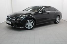 Mercedes-Benz CLS 2014 г. (черный)
