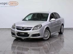 Opel Vectra 2008 г. (серебряный)