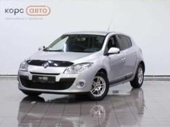 Renault Megane 2011 г. (серебряный)