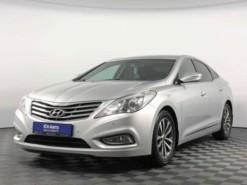 Hyundai Grandeur 2012 г. (серебряный)