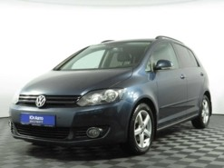 Volkswagen Golf Plus 2012 г. (синий)