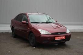 Ford Focus 2004 г. (красный)