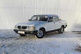 ГАЗ 3110 «Волга» 1998 г. (белый)
