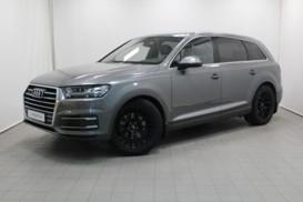 Audi Q7 2017 г. (серый)