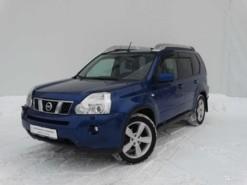 Nissan X-Trail 2008 г. (синий)