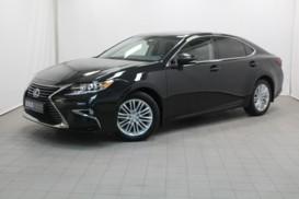 Lexus ES 2017 г. (черный)