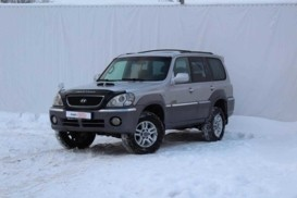 Hyundai Terracan 2003 г. (серый)
