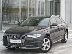 Audi A6 Allroad 2013 г. (серый)