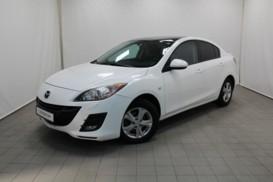 Mazda 3 2010 г. (белый)