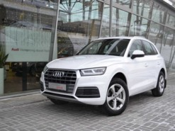 Audi Q5 2017 г. (белый)