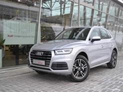 Audi Q5 2017 г. (серебряный)