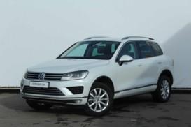 Volkswagen Touareg 2015 г. (Экслюзивный)