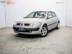 Renault Megane 2005 г. (серый)