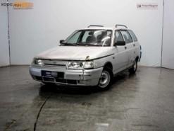 ВАЗ 2111 2004 г. (серебряный)
