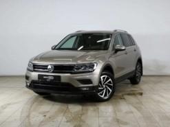 Volkswagen Tiguan 2018 г. (бежевый)