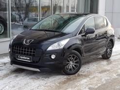 Peugeot 3008 2012 г. (черный)