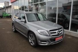 Mercedes-Benz GLK 2014 г. (серый)