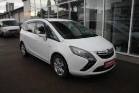 Opel Zafira 2014 г. (белый)
