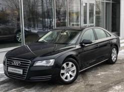 Audi A8 2010 г. (черный)