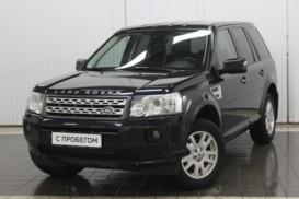 Land Rover Freelander 2011 г. (черный)