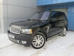 Land Rover Range Rover 2011 г. (черный)