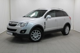 Opel Antara 2013 г. (серебряный)