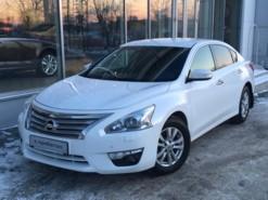 Nissan Teana 2014 г. (белый)