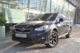 Subaru XV 2014 г. (черный)