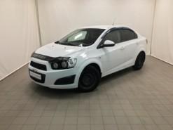 Chevrolet Aveo 2012 г. (белый)