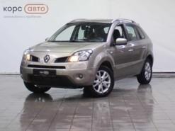 Renault Koleos 2010 г. (бежевый)