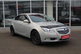 Opel Insignia 2011 г. (бежевый)