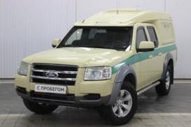 Ford Ranger 2008 г. (золотой)