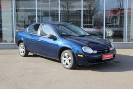 Dodge Neon 2001 г. (синий)