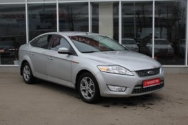 Ford Mondeo 2008 г. (серебряный)