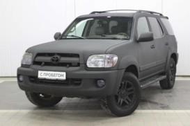 Toyota Sequoia 2005 г. (черный)
