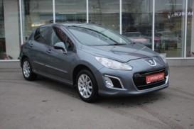 Peugeot 308 2011 г. (серый)