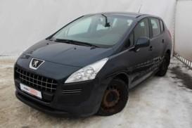 Peugeot 3008 2012 г. (синий)