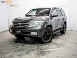 Toyota Land Cruiser 2011 г. (серый)