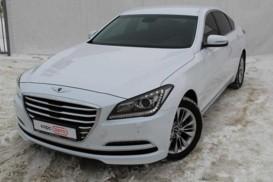 Hyundai Genesis 2014 г. (белый)
