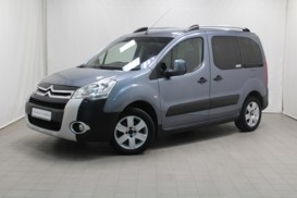 Citroen Berlingo 2009 г. (серый)