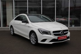 Mercedes-Benz CLA 2013 г. (белый)