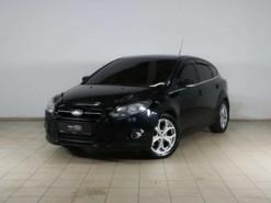 Ford Focus 2011 г. (черный)