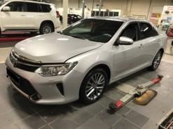 Toyota Camry 2017 г. (серебряный)