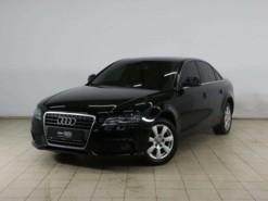 Audi A4 2008 г. (черный)